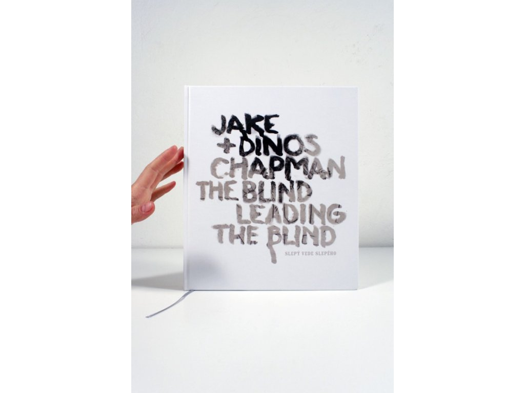 2327 3 jake dinos chapman the blind leading the blind