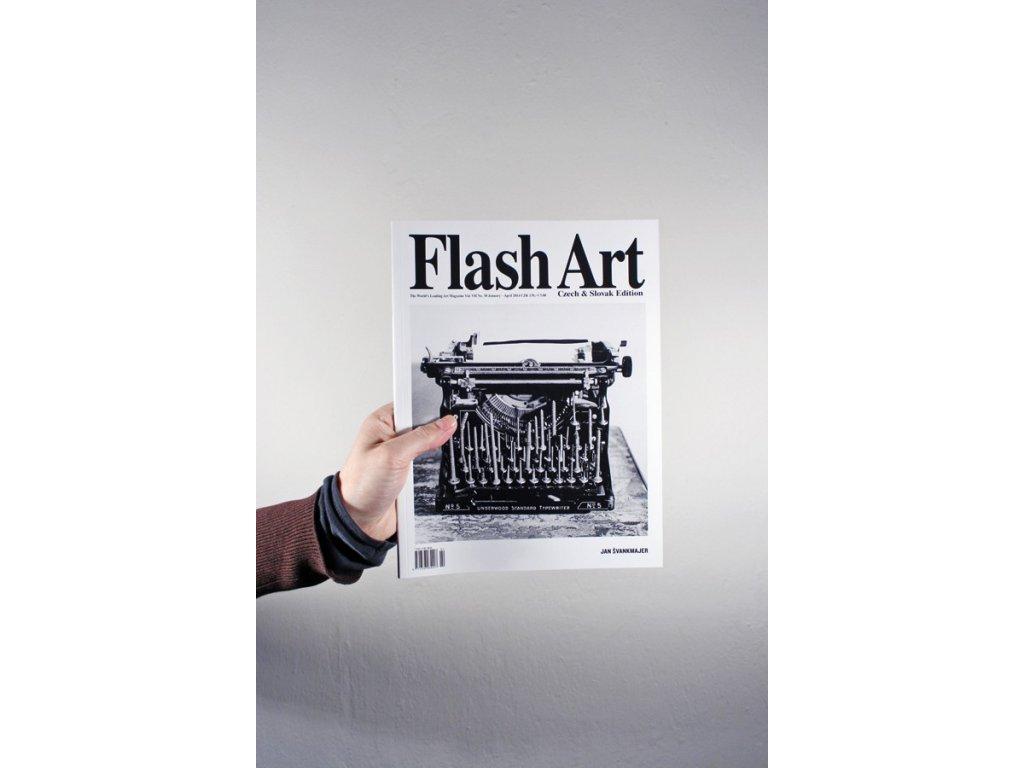 2507 flash art czech and slovak edition no 30 january april 2014 jan svankmajer