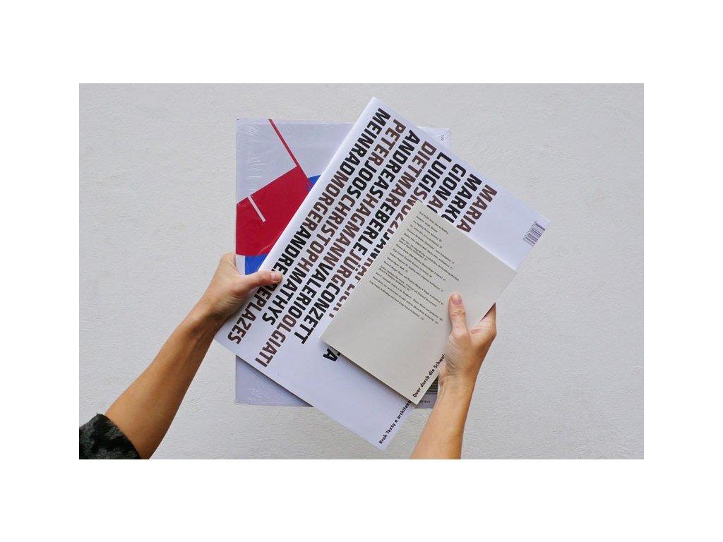3197 texty o architekture 2006 2009 matadori juniori karolina jirkalova ed eva novotna ed a marcela steinbachova ed