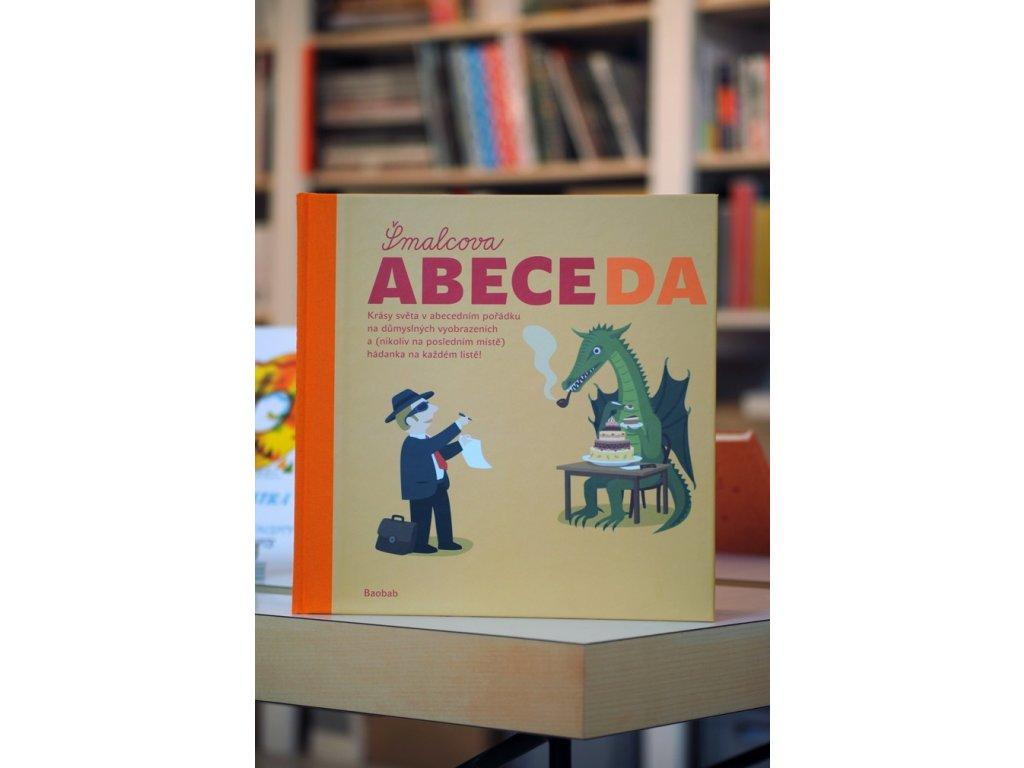 3422 smalcova abeceda kniha