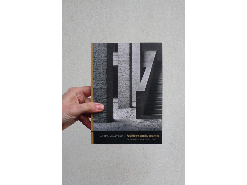 3803 architektonicky prostor patnact nauceni o povaze lidskeho obydli dom hans van der laan