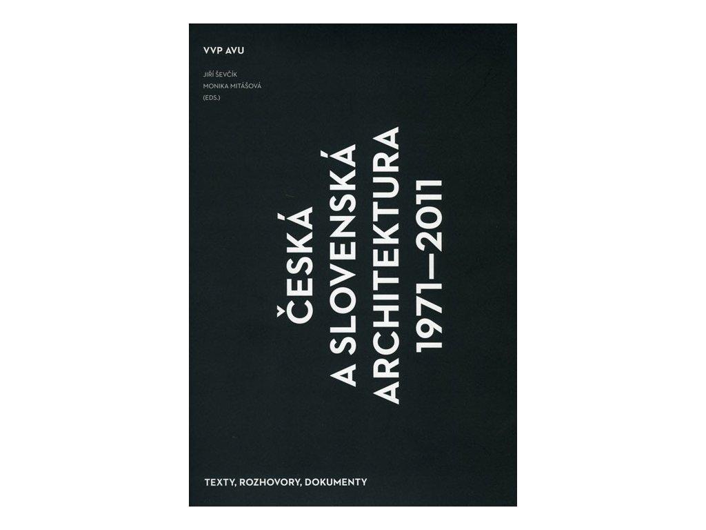 3854 ceska a slovenska architektura 1971 2011