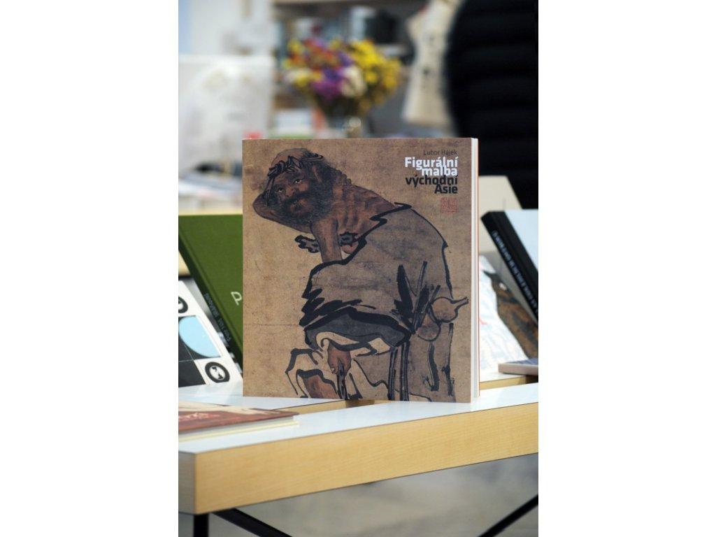 4184 lubor hajek figuralni malba vychodni asie
