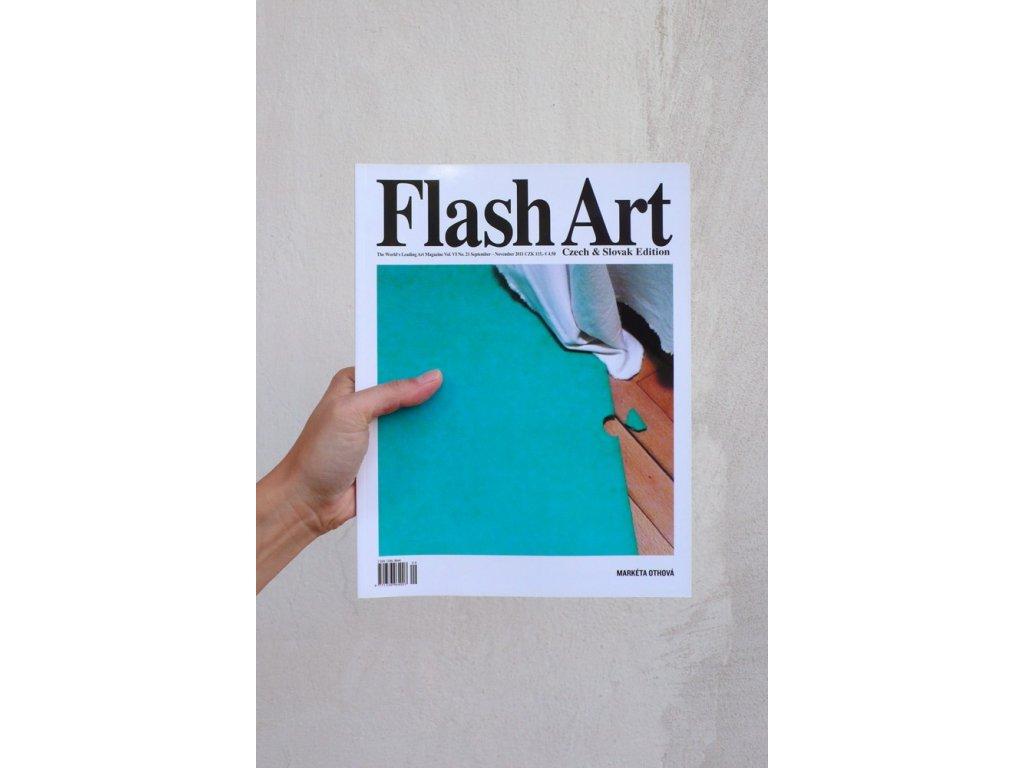 4340 flash art czech and slovak edition no 21 september november 2011 ilona nemeth