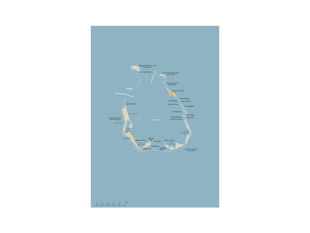 4604 atlas odlehlych ostrovu judith schalansky