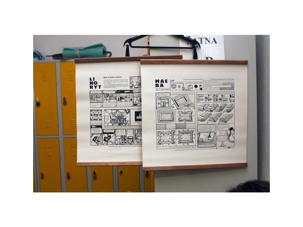 4970 sitotisk naucna tabule knihvazba