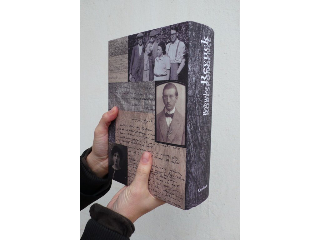 5162 korespondence bohuslav reynek