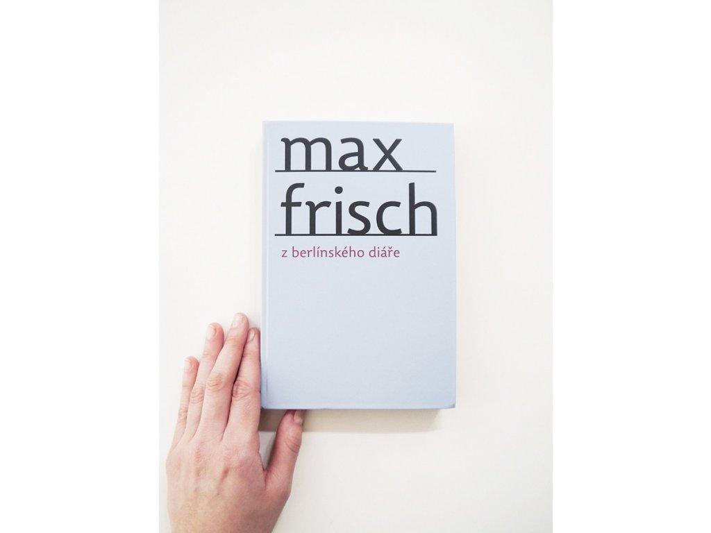 5972 z berlinskeho diare max frisch
