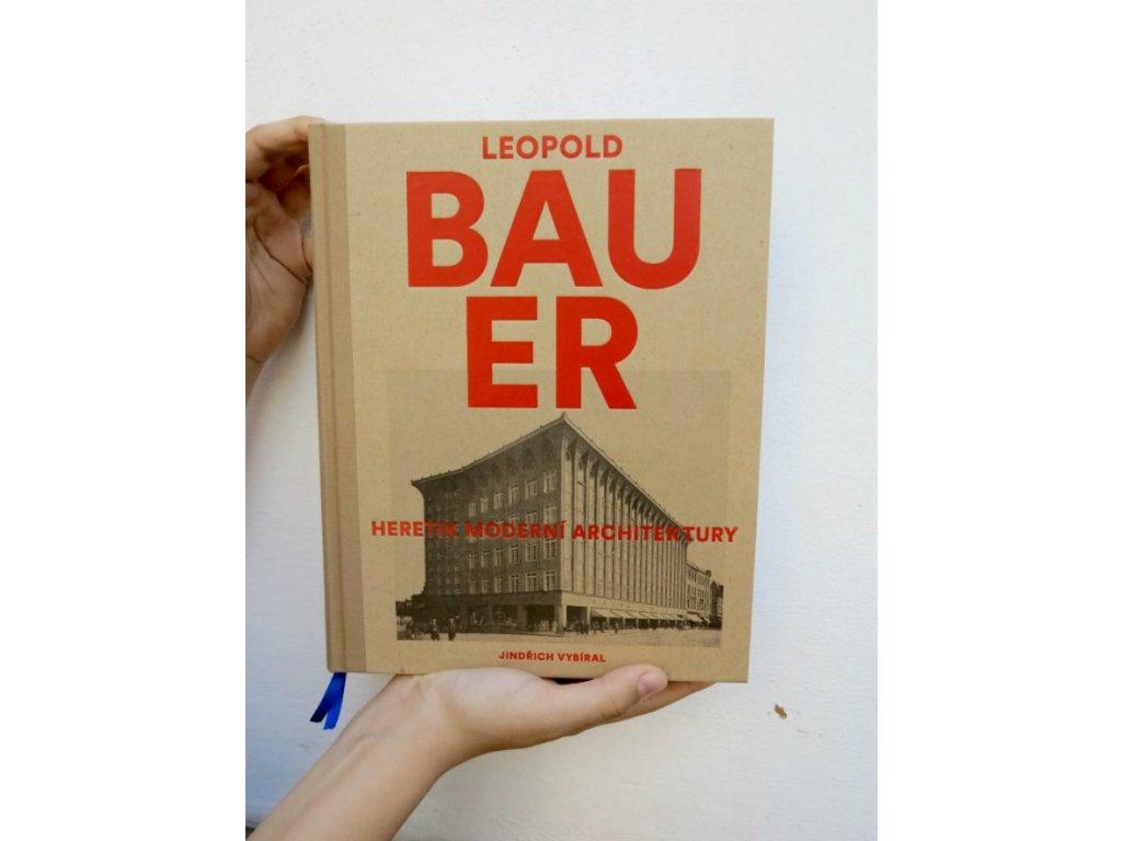 5978 2 leopold bauer heretik moderni architektury jindrich vybiral