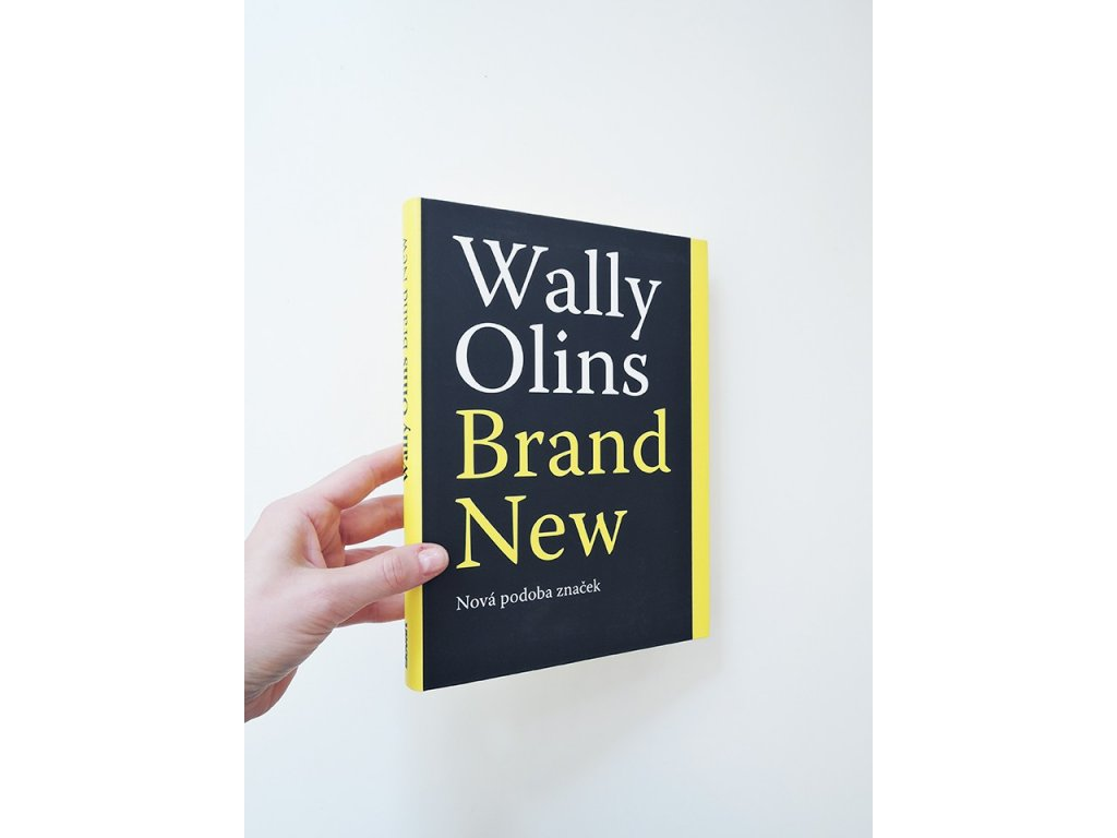 8270 brand new nova podoba znacek wally olins