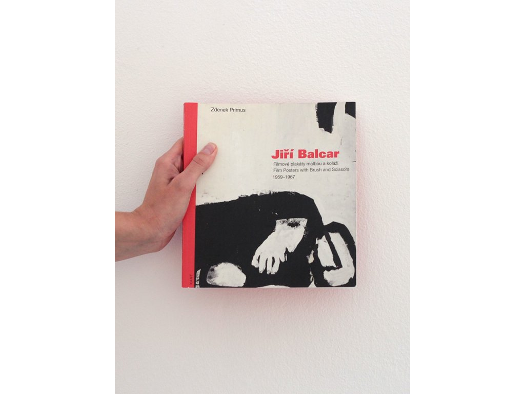 8453 2 jiri balcar filmove plakaty malbou a kolazi film posters with brush and scissors 1959 1967