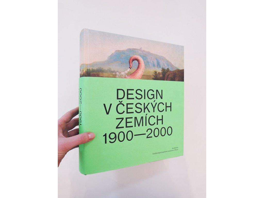 9629 5 design v ceskych zemich 1900 2000 iva knobloch radim vondracek ed