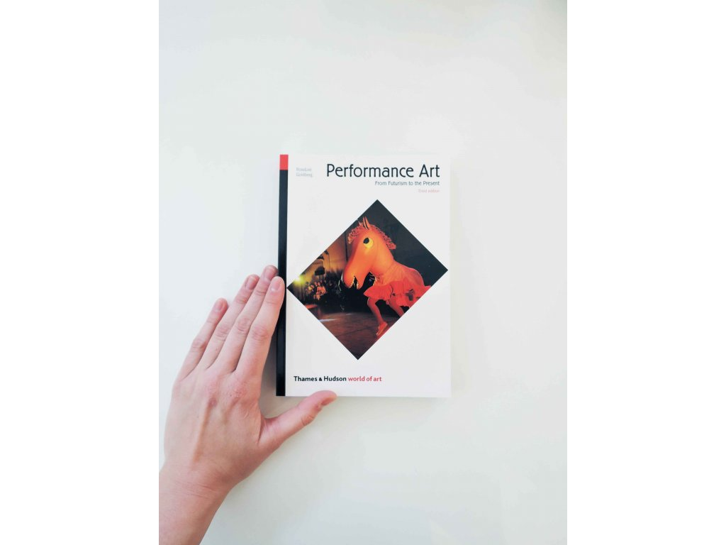 10439 performance art from futurism to the present roselee goldberg