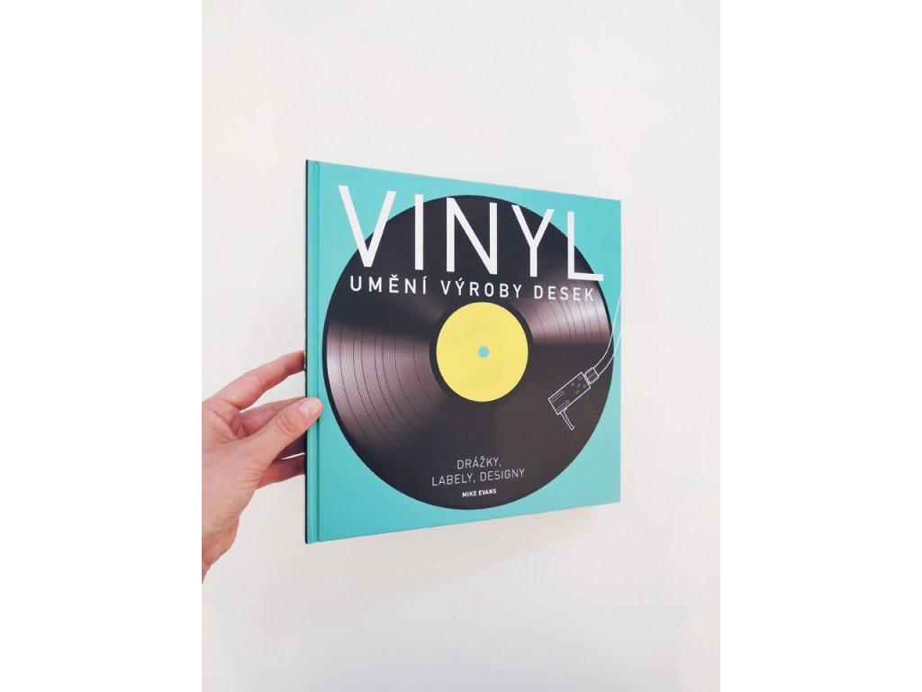 11102 3 vinyl umeni vyroby desek