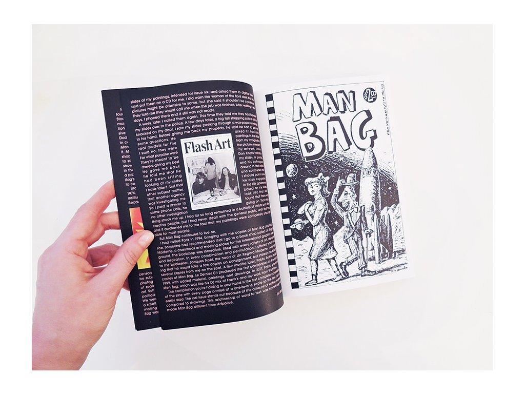 11777 the immortal man bag journal of art stu mead frank gaard