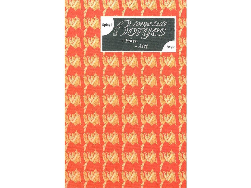 14273 spisy i fikce alef jorge luis borges
