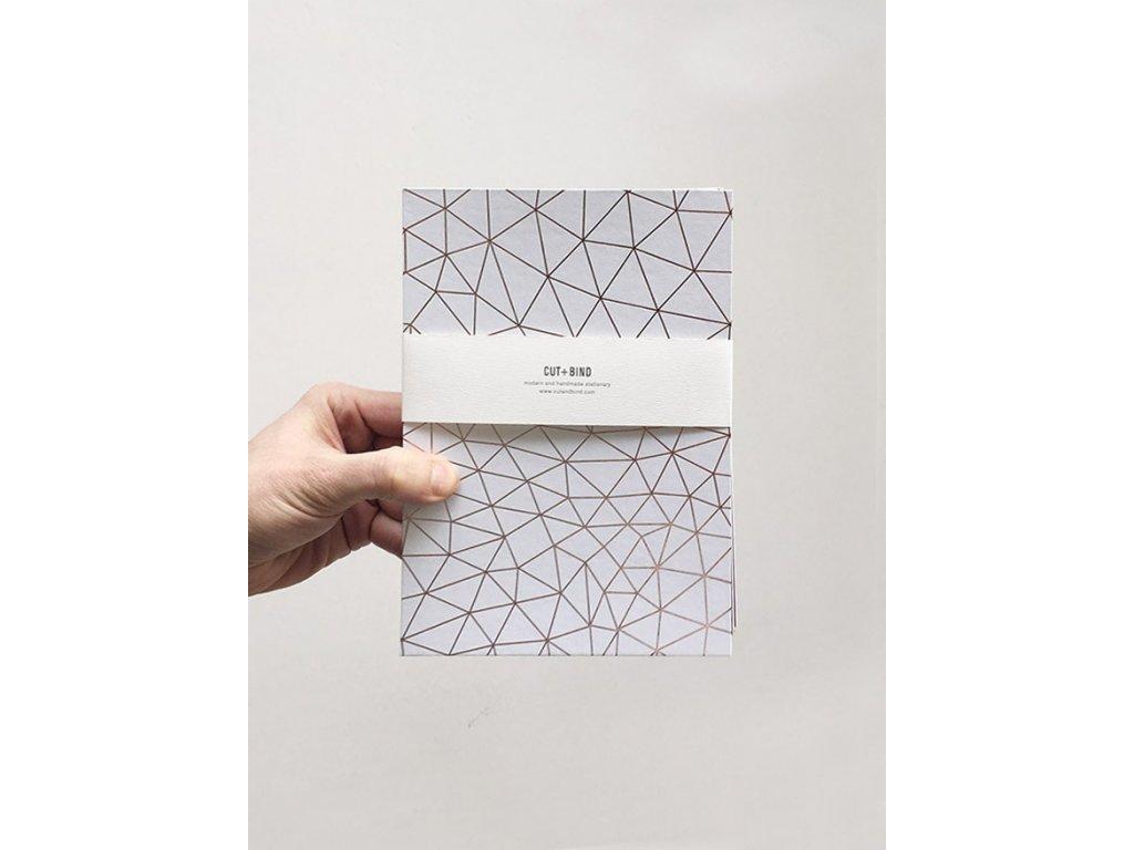 14987 cut bind sketchbook graphic