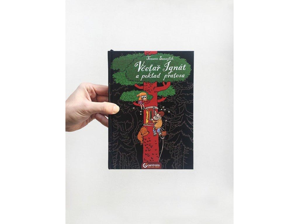 15074 vcelar ignat a poklad pralesa tomasz samojlik