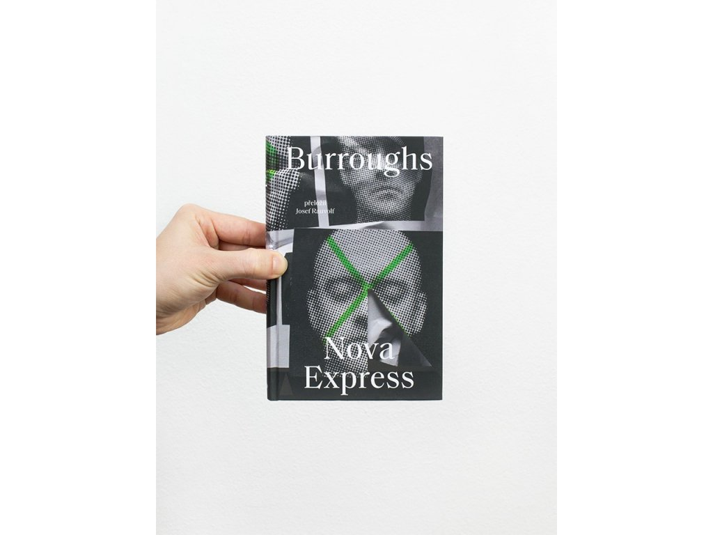 16490 nova express william seward burroughs