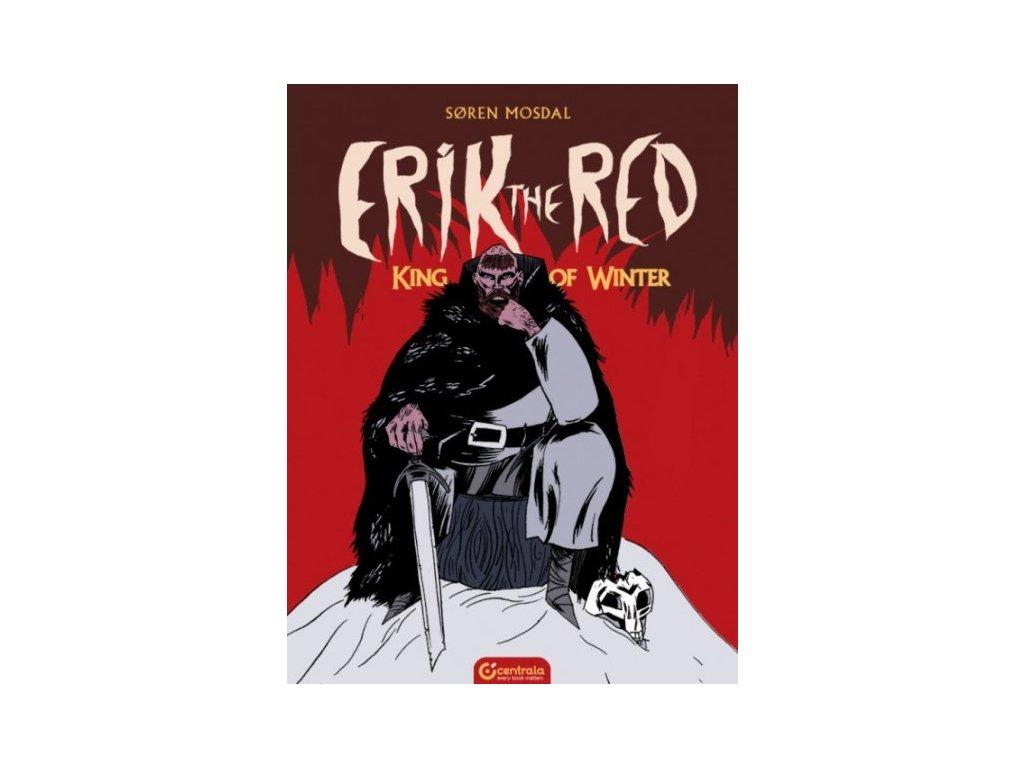 16538 erik the red king of the winter soren mosdal