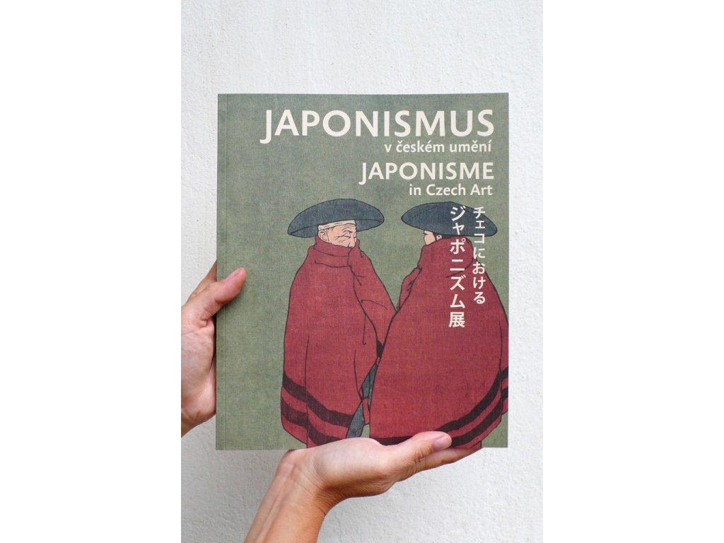17027 4 japonismus v c eske m ume ni japonisme in czech art pruvodce vystavou exhibition guide