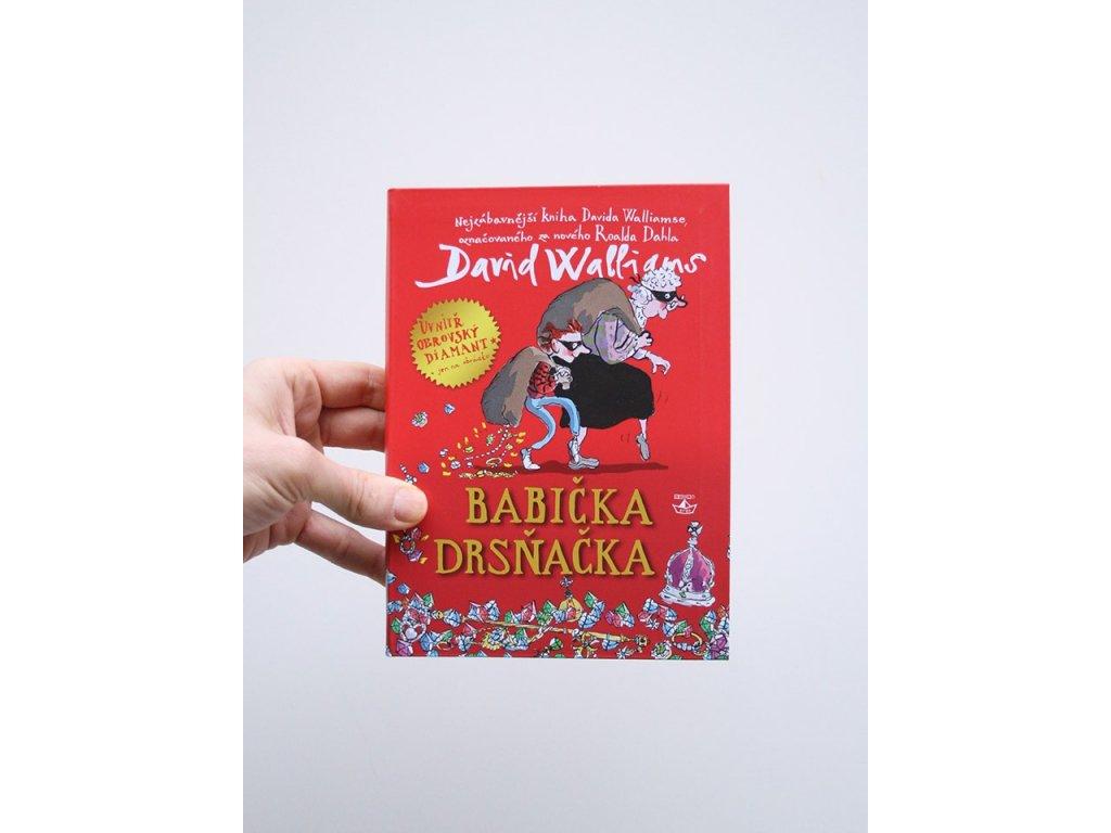 17369 babicka drsnacka david walliams