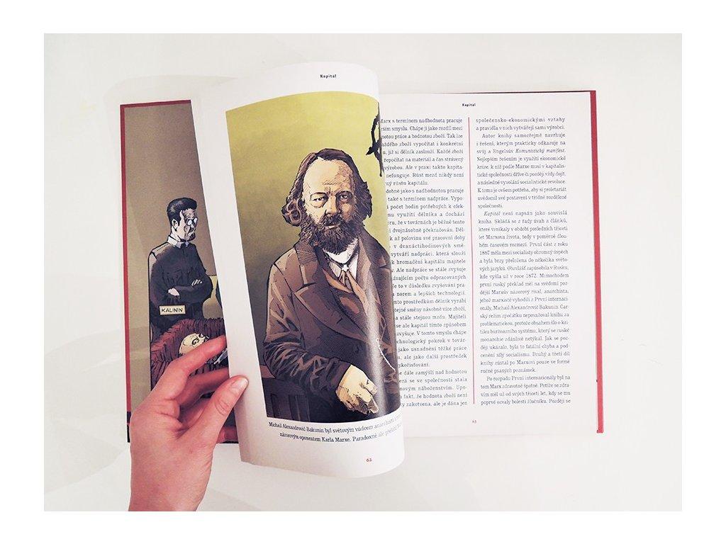 17372 kronika bolsevismu komiksovy pribeh jak to bylo doopravdy se slavnou vrsr
