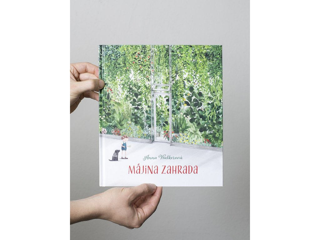 Májina zahrada – Anna Walkerová