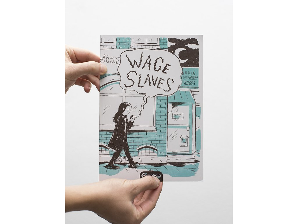 wage slaves cover