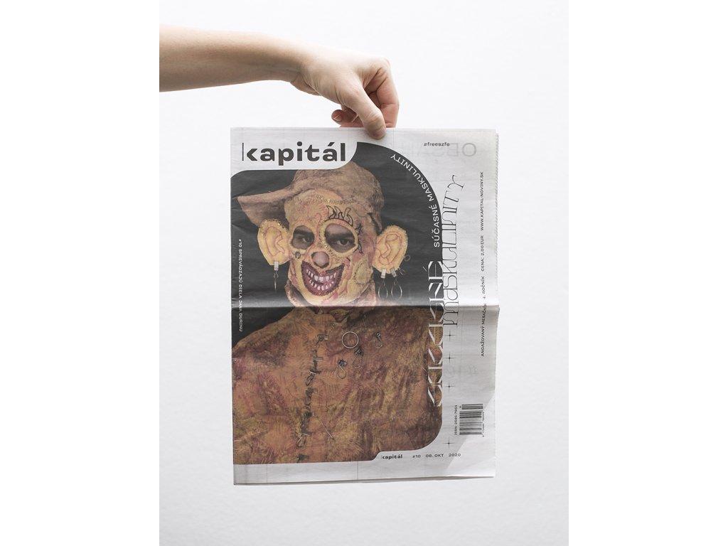kapital cover