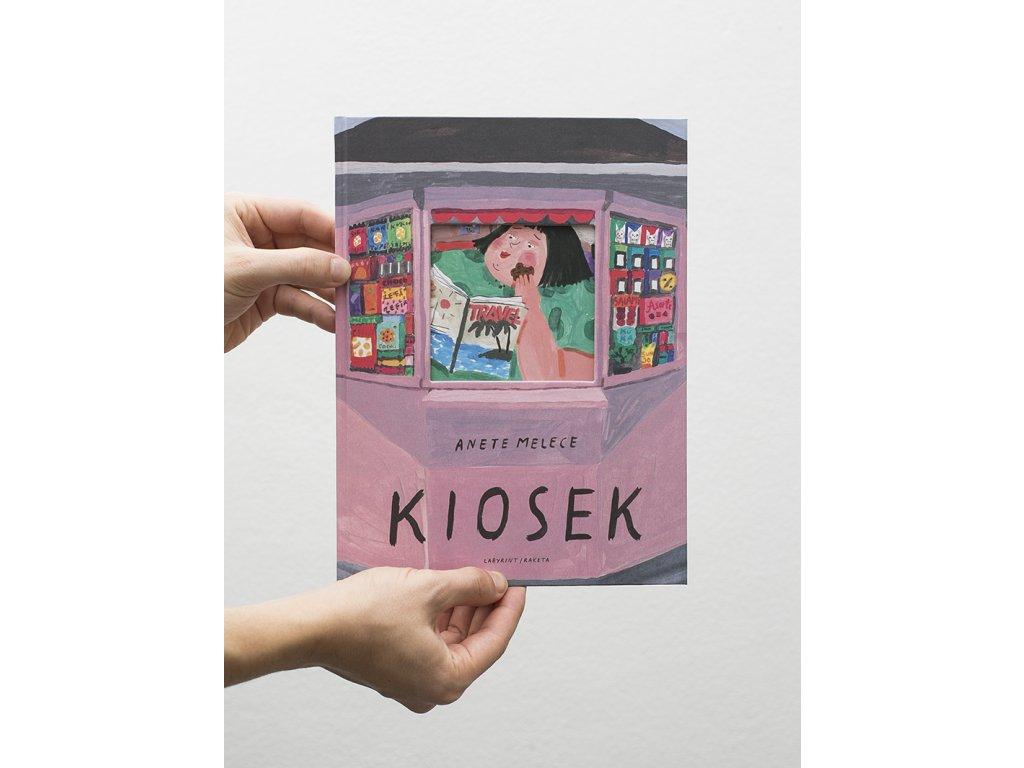 kiosek cover