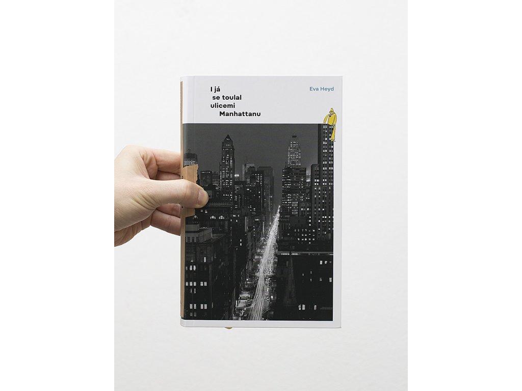 ulicemi manhattanu cover