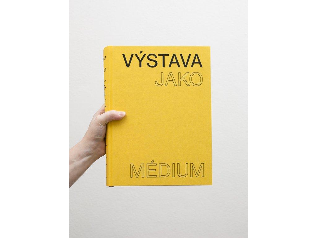 vystava jako medium cover