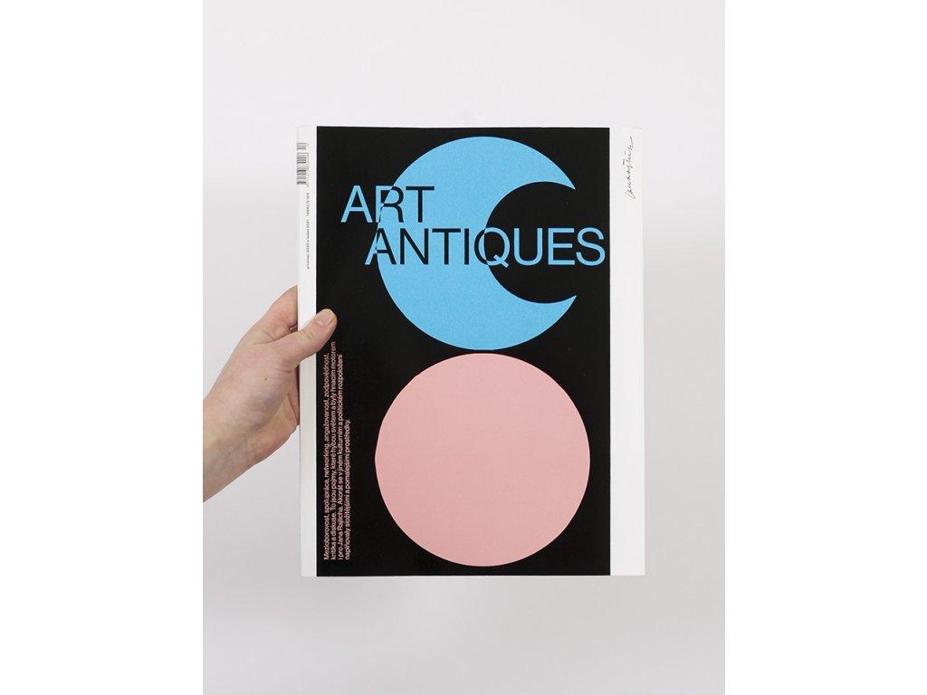 art antique cover