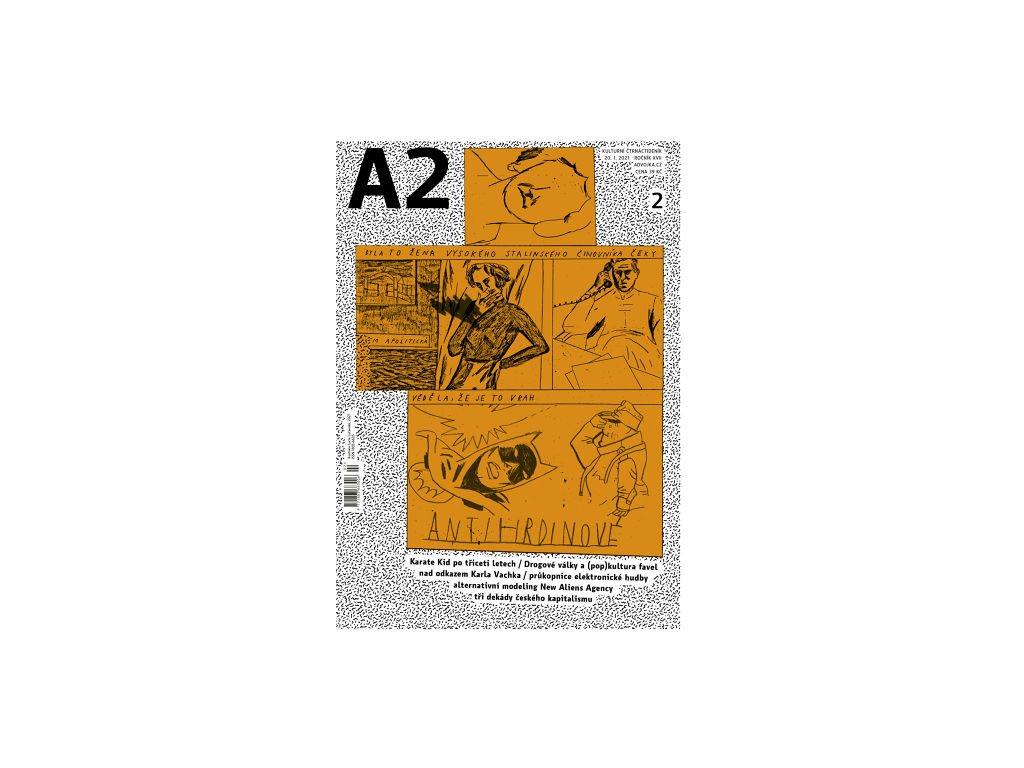 A2 2 2021 obalka