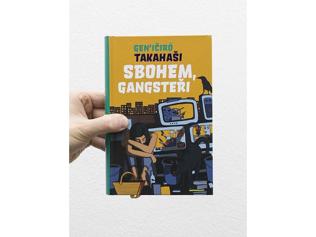 sbohem gangsteri cover