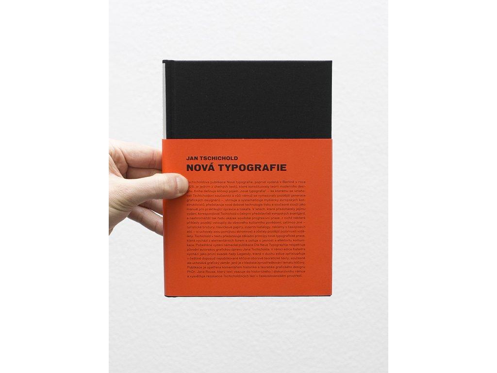 nova typografie cover