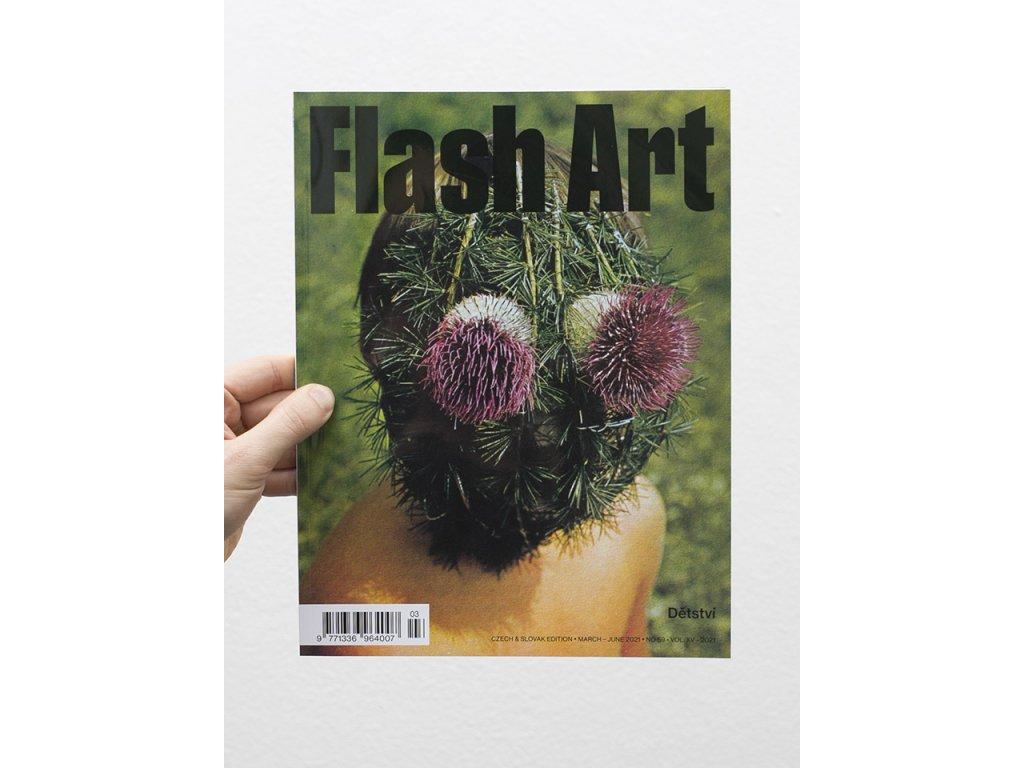 flash art cover II