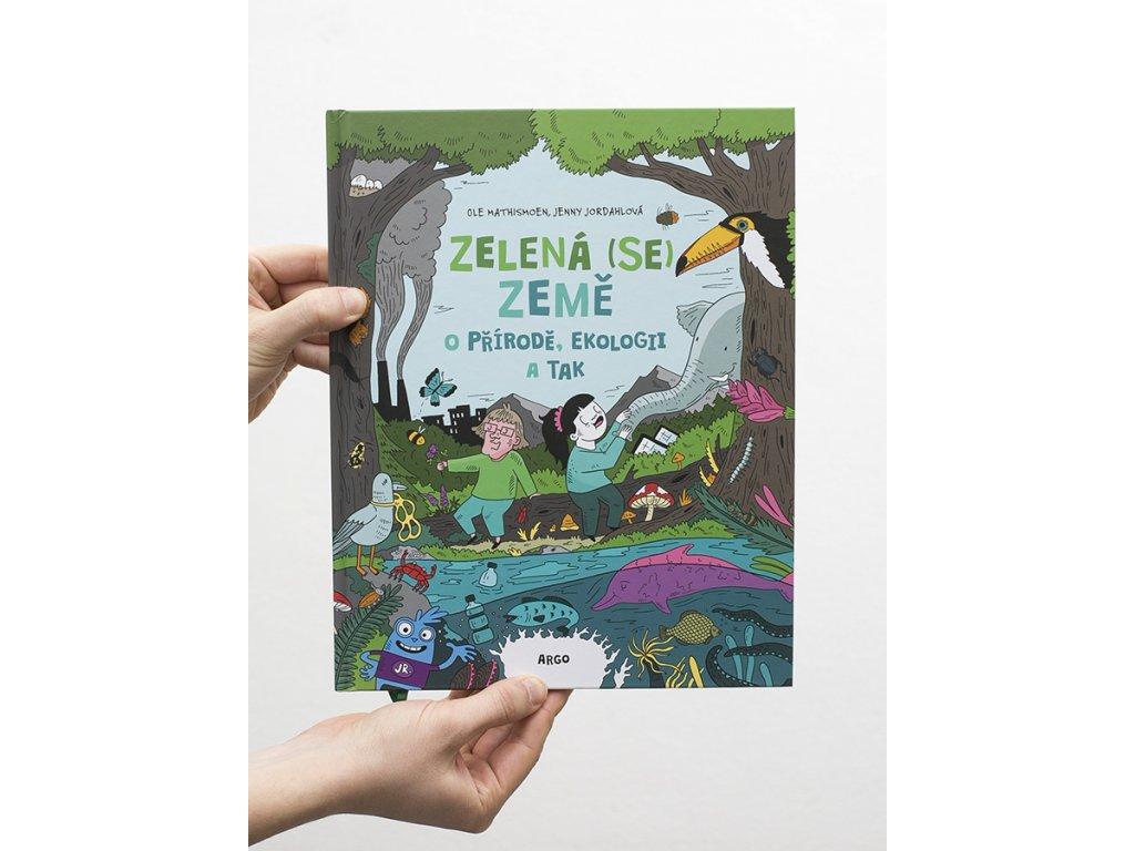 zelena zeme cover