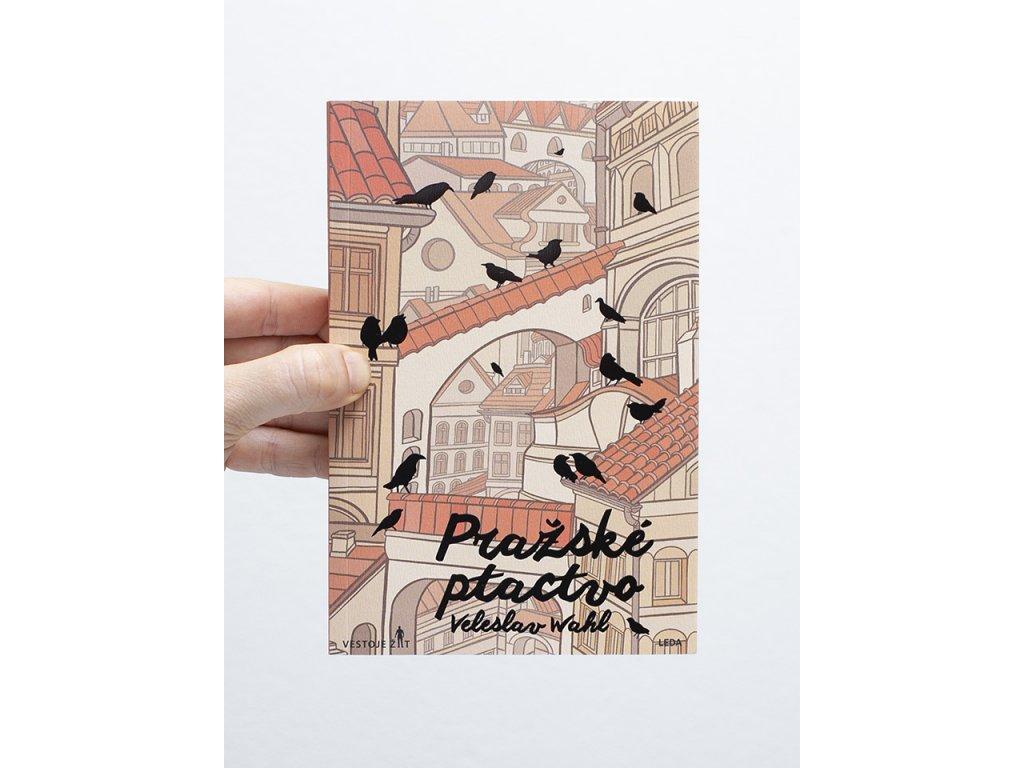 prazske ptactvo cover