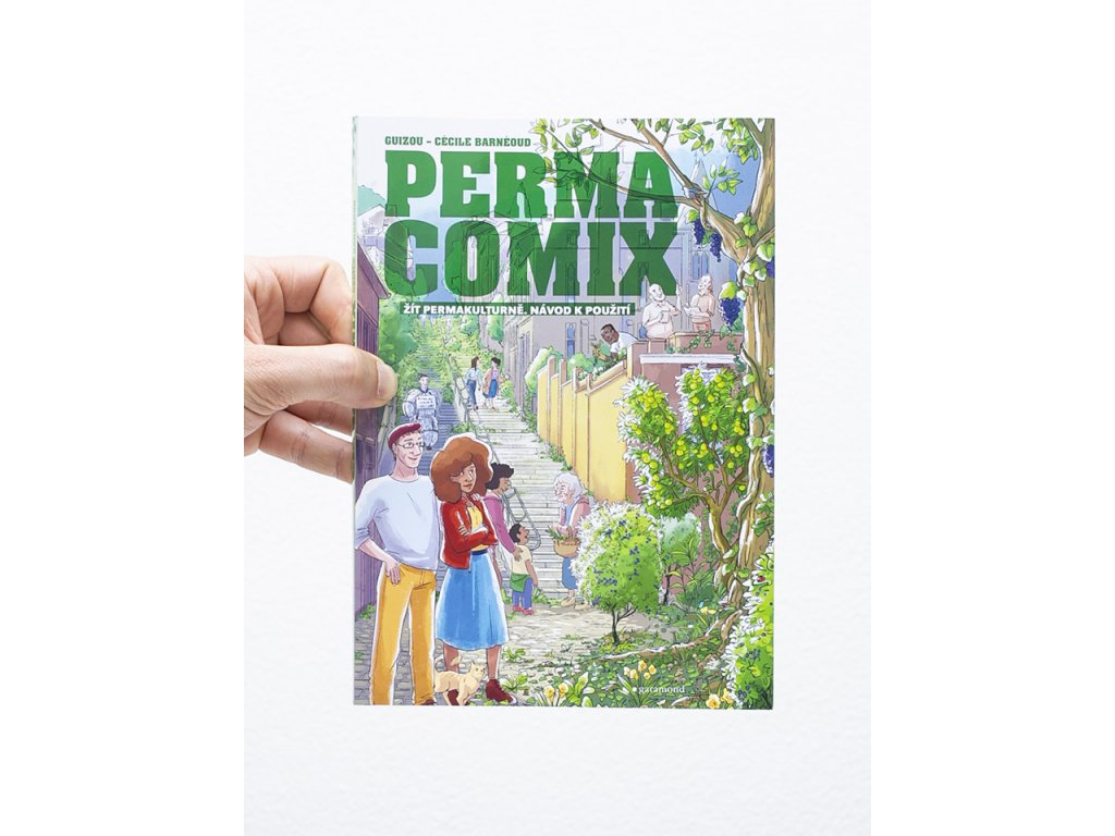 perma comix cover