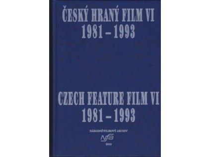 1157 cesky hrany film vi czech feature film vi 1981 1993