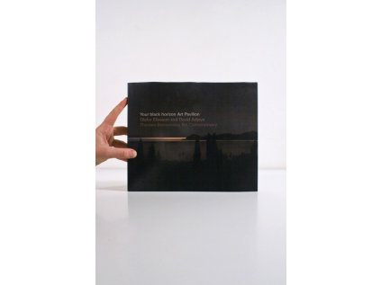 2363 olafur eliasson and david adjaye your black horizon art pavilion