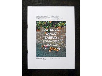 4550 dutkova janco zabkay strangely familiar
