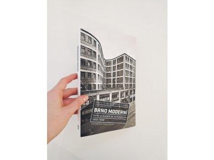 9650 brno moderni velky pruvodce po architekture 1890 1948 petra svobodova vladimir slapeta renata vrabelova