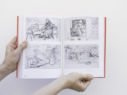10658 pred komiksem formovani domaciho obrazkoveho serialu ve 2 polovine xix stoleti