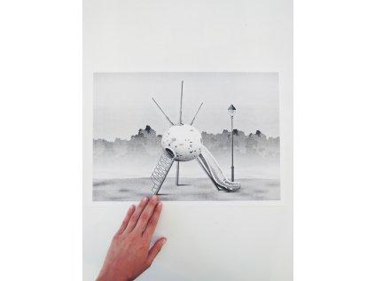 10946 plakat sputnik zvlastni okolnosti jan sramek