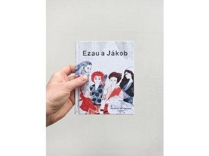 15236 2 ezau a jakob ivana pechackova