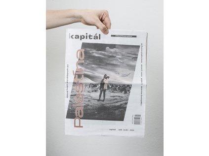 Kapitál # 06 / 2020 – Palestína
