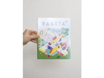 Raketa č. 22.  Časopis pro děti chytrých rodičů / Hry